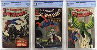 3PC Marvel Comics Amazing SpiderMan 43 44 48
