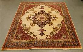LG Oversize Square Antique Persian Carpet Rug