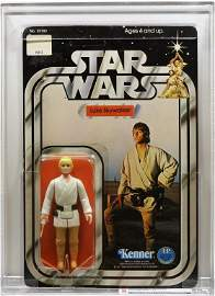 Kenner Star Wars 12 Back A Luke Skywalker CAS 80