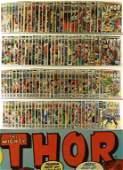124PC Marvel Comics Thor 170302  KS Part Run