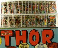 71 Marvel Comics Thor 215299  GS KS Run Group