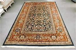LG Semi-Antique Oriental Persian Floral Carpet Rug