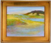 Judith Fulmer New England Landscape Painting