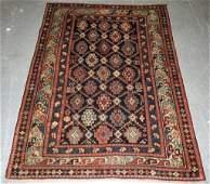 Antique Caucasian Tribal Oriental Carpet Rug