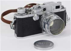 Canon Model IV S SLR Camera