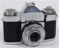 Zeiss Ikon Contaflex IV 86424 Camera Tessar
