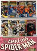8 Marvel Comics Amazing Spider-Man #194-#316 CBCS