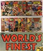 17PC DC Batman Detective Comics World's Finest