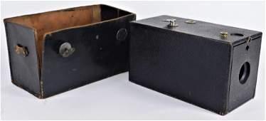 Kodak No. 2 Box Camera, 1889-1897