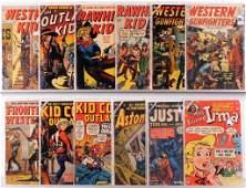 12PC Atlas Marvel Golden Age Comic Group