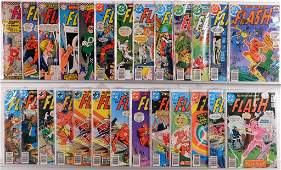 26PC DC Comics Flash #161-#288 Group