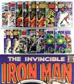 22 Marvel Comics Iron Man 217 SubMariner 1 Lot
