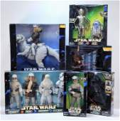6PC Kenner Star Wars Collector Series MISB Toy Lot