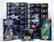 18 Kenner Star Wars Collector Series MISB Toy Lot