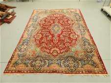 Estate Room Size Kerman Oriental Carpet Rug