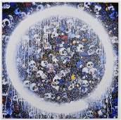 Takashi Murakami Enso Momento Mori Lithograph