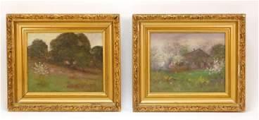 PR Daniel Santry New England Landscape Paintings