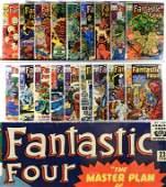 39PC Marvel Comics Fantastic Four 75199 Group