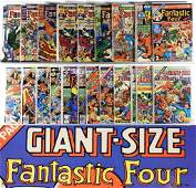 21 Marvel Comics Fantastic Four Annual & GS Group