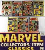 7PC Marvel Comics Marvel Tales Classics Group