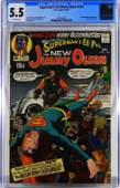 DC Comics Superman's Pal Jimmy Olsen #134 CGC 5.5
