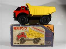 RARE Mighty Tonka Made in Japan Steel Dump Truck