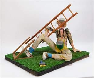 Ron Franks Modern Ceramic Sculpture