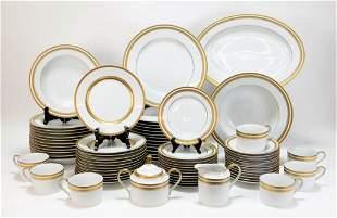 78PC Faberge Empress Elisabeth Dinner Service Set
