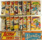 4PC DC Comics Action Adventure Superman Group