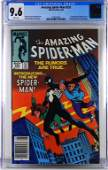 Marvel Comics Amazing Spider-Man #252 CGC 9.6