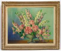 Kathryn Taylor Floral Still Life Painting