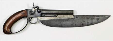 U.S. Navy Elgin Cutlass Pistol