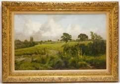 James Peele Plein Air Landscape Painting