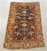 Antique Caucasian Bidjov Carpet