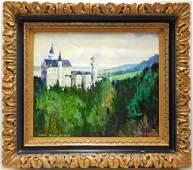 Liang Richardson English Landscape Painting