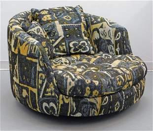 Milo Baughman For Thayer Coggins Lounge Chair