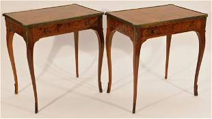 PR The House of Moncloa Side Tables