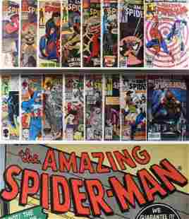 177PC Marvel Comics Amazing Spider-Man #42-#551