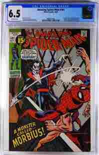 Marvel Comics Amazing Spider-Man #101 CGC 6.5