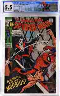 Marvel Comics Amazing Spider-Man #101 CGC 5.5