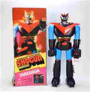 1976 Mattel Shogun Warriors Mazinga V1 MIB