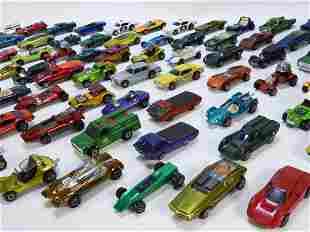 120PC Mattel Hot Wheels Redline Estate Fresh Group