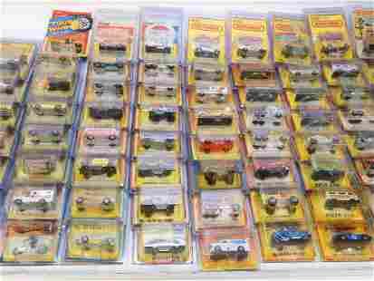 80PC Vintage Matchbox MOSC Diecast Car Collection