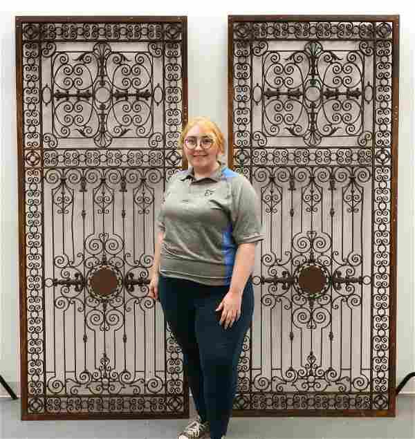 PR American Wrought Iron Gates