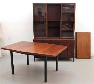 2PC Directional MCM Dining Table & Buffet