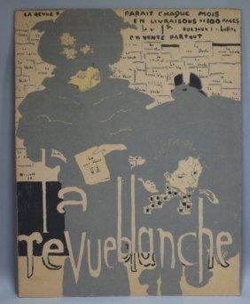 Pierre Bonnard La Revue Blanche Poster