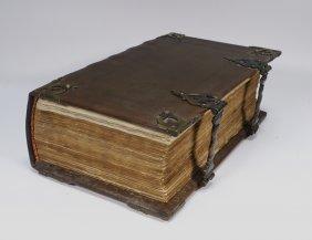 1736 Pieter & Jacob Keur Dutch Engraved Bible