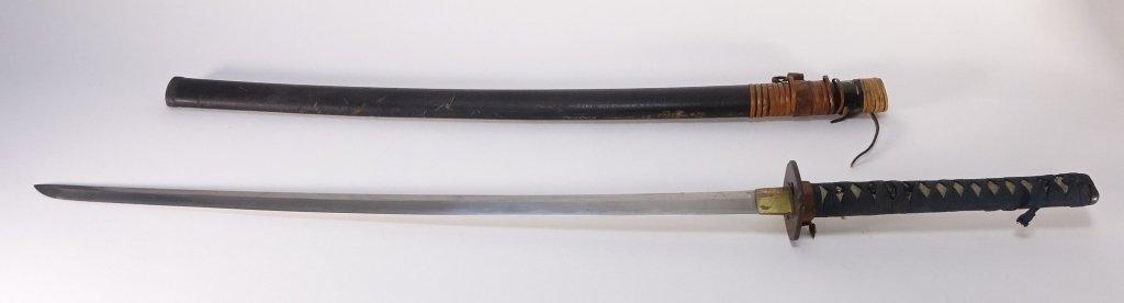 FINE Japanese 17-18th C Katana Sword