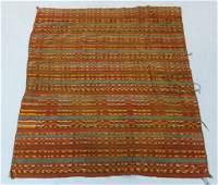 Antique Persian Caucasian Flat Weave Rug