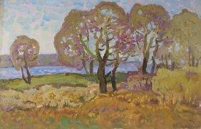Victor Kirilovich Gaiduk Russian Painting